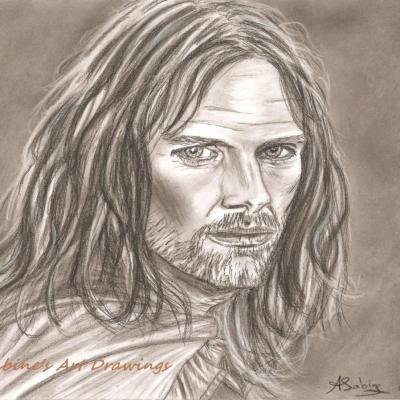 Viggo Mortensen 'Aragorn' Le seigneur des anneaux
