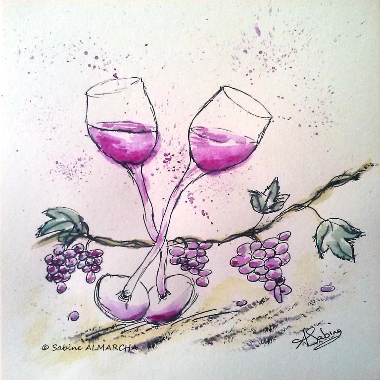 Le raisin. 5