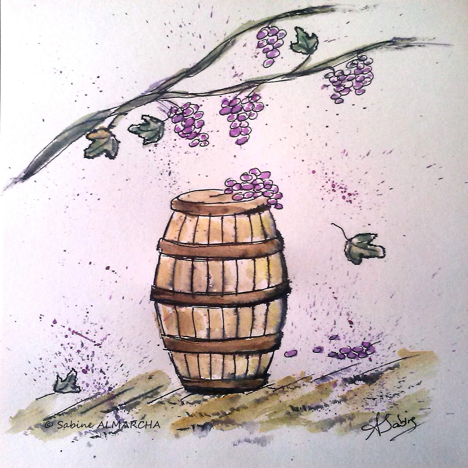 Le raisin. 7