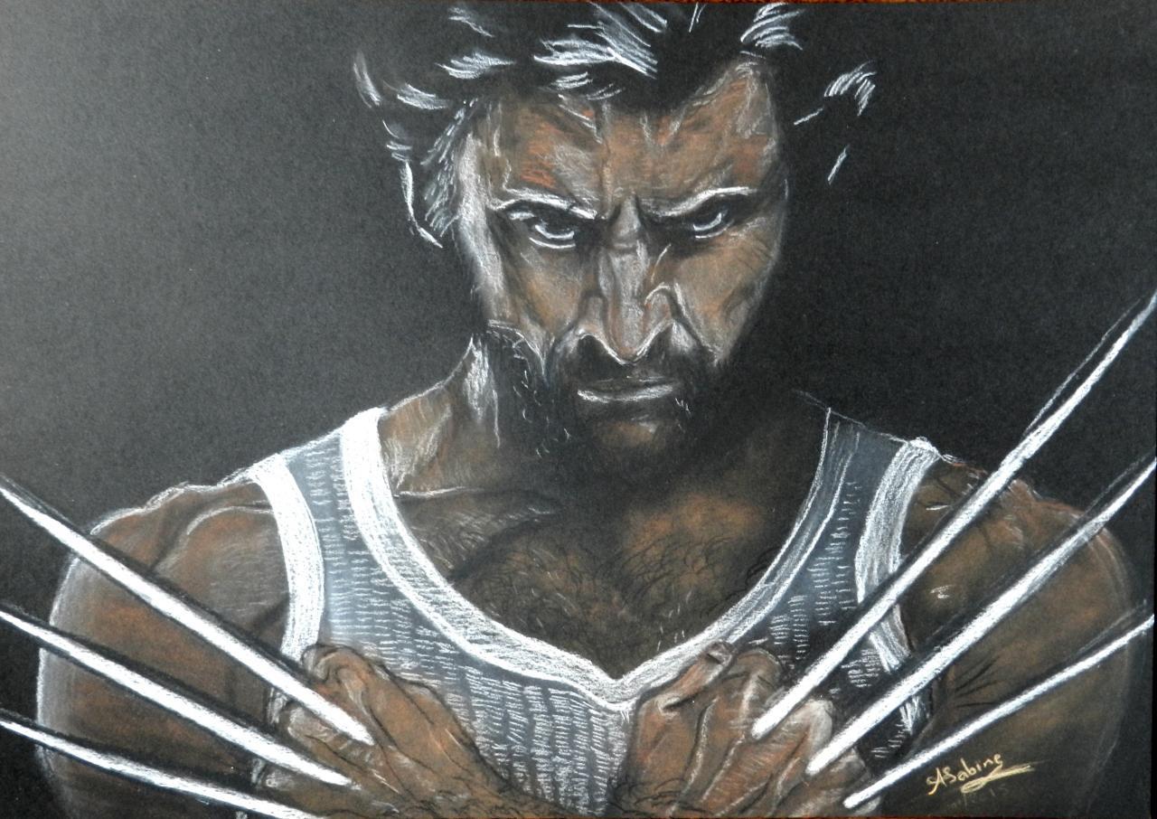 Hugh Jackman 'Wolverine'