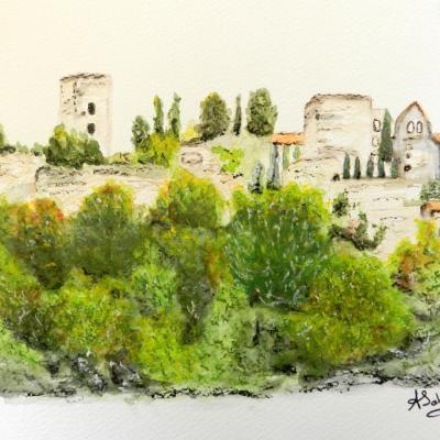 Paysage de Provence2