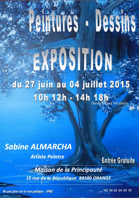 exposition peinture 2015
